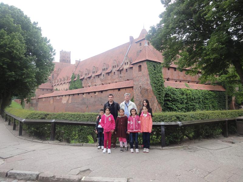 Yusufça İlkokulu Polonya'da